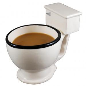 Klozet Kahve Fincanı