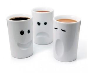 Enteresan Kahve Fincanı