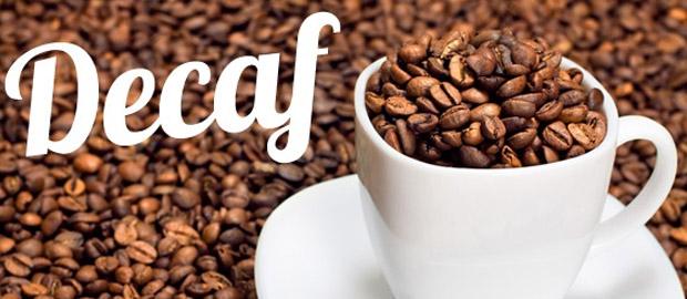 decaf Kahve